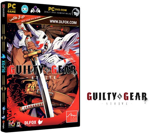 دانلود نسخه فشرده بازی GUILTY GEAR -STRIVE برای PC