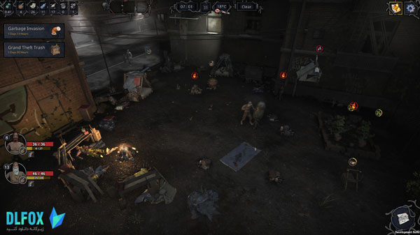 دانلود نسخه فشرده بازی Garbage برای PC