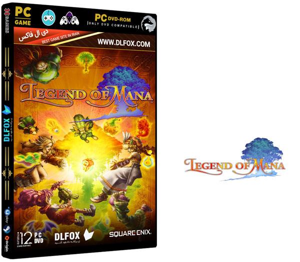 دانلود نسخه فشرده بازی LEGEND OF MANA برای PC