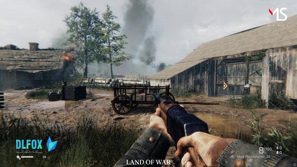 دانلود نسخه فشرده بازی Land of War: The Beginning برای PC