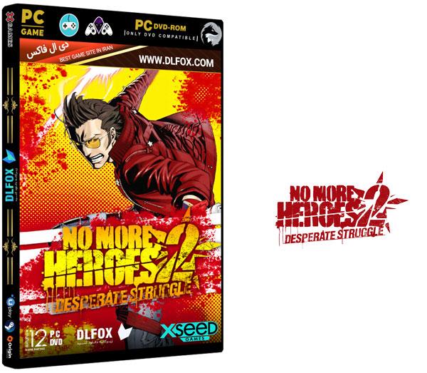 دانلود نسخه فشرده بازی NO MORE HEROES 2: DESPERATE STRUGGLE برای PC