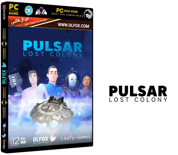 دانلود نسخه فشرده بازی PULSAR: LOST COLONY برای PC