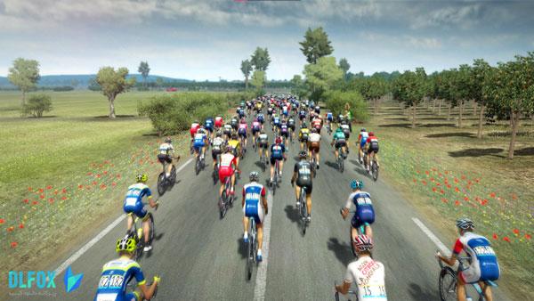 دانلود نسخه فشرده بازی Tour de France 2021 برای PC