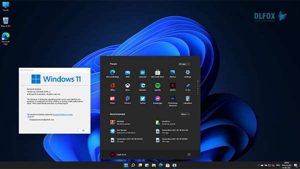دانلود نسخه نهایی سیستم عامل Windows 11