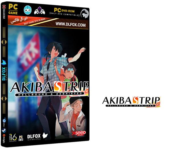 دانلود نسخه فشرده بازی AKIBAS TRIP: HELLBOUND & DEBRIEFED برای PC