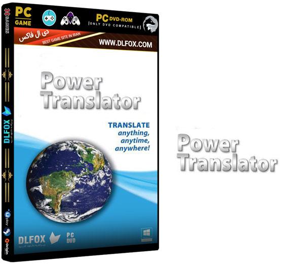 دانلود نسخه نهایی نرم افزار Power Translator برای PC