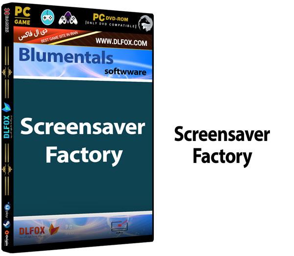 دانلود نسخه نهایی نرم افزار Screensaver Factory برای PC