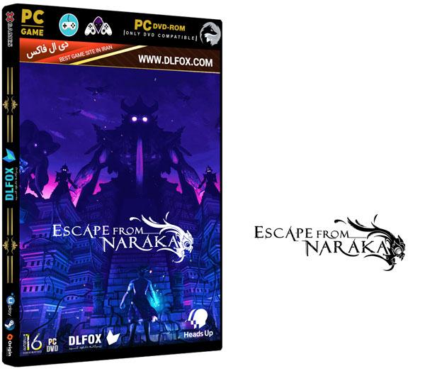 دانلود نسخه فشرده بازی Escape from Naraka برای PC
