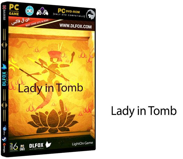 دانلود نسخه فشرده بازی LADY IN TOMB برای PC