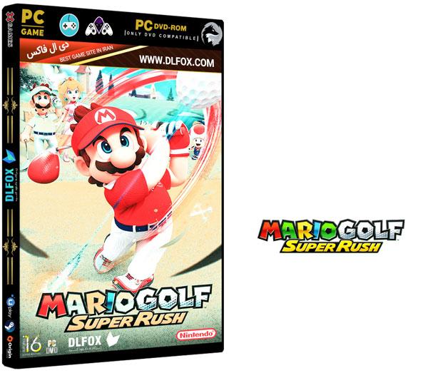 دانلود نسخه فشرده بازی MARIO GOLF: SUPER RUSH برای PC