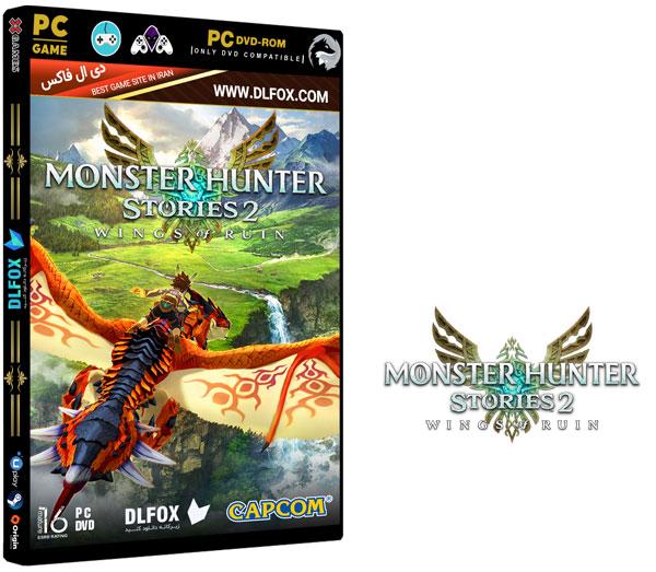دانلود نسخه فشرده بازی MONSTER HUNTER STORIES 2: WINGS OF RUIN برای PC