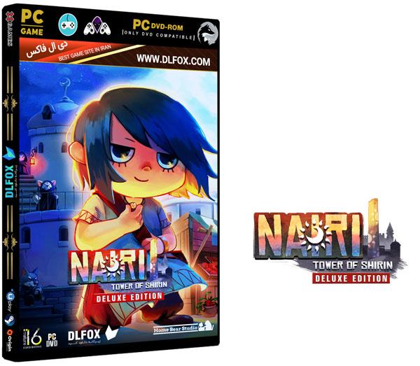 دانلود نسخه فشرده بازی NAIRI: TOWER OF SHIRIN – DELUXE EDITION برای PC