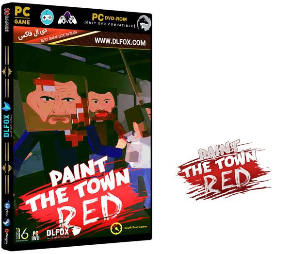 دانلود نسخه فشرده بازی Paint the Town Red برای PC