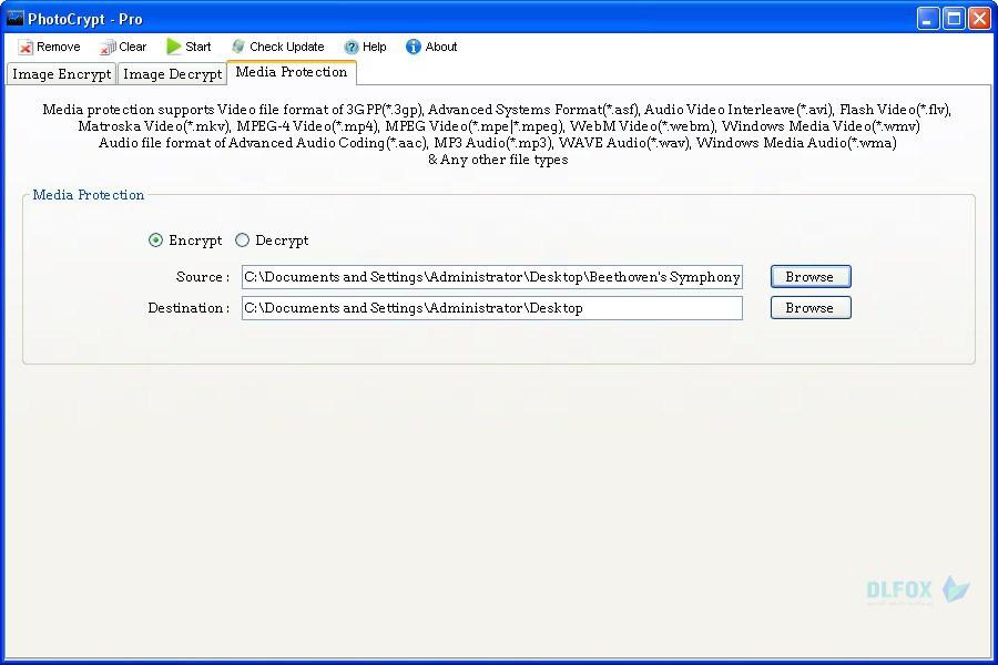 دانلود نسخه نهایی نرم افزار PhotoCrypt برای PC