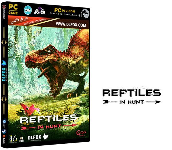 دانلود نسخه فشرده بازی Reptiles: In Hunt برای PC