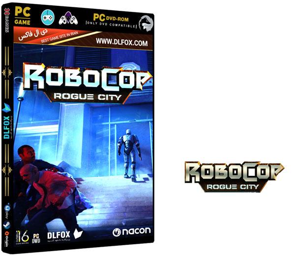 دانلود نسخه فشرده بازی RoboCop: Rogue City برای PC