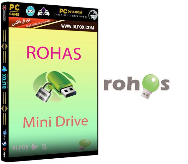 دانلود نسخه نهایی نرم افزار Rohos Mini Drive برای PC