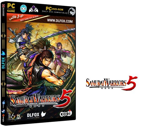 دانلود نسخه فشرده بازی SAMURAI WARRIORS 5 برای PC