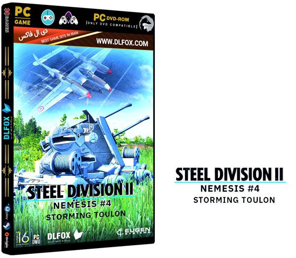 دانلود نسخه فشرده بازی STEEL DIVISION 2: TOTAL CONFLICT EDITION برای PC