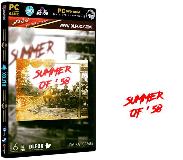 دانلود نسخه فشرده بازی SUMMER OF 58 برای PC