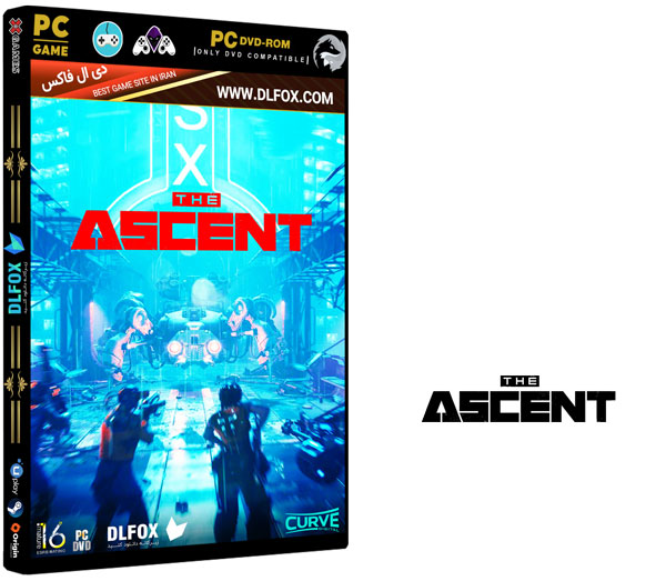 دانلود نسخه فشرده بازی THE ASCENT برای PC