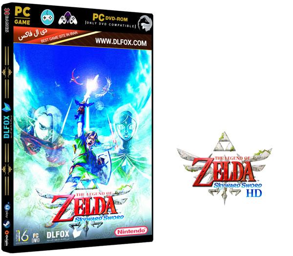 دانلود نسخه فشرده بازی THE LEGEND OF ZELDA: SKYWARD SWORD HD برای PC