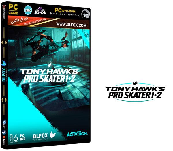 دانلود نسخه فشرده بازی TONY HAWKS PRO SKATER 1 + 2 برای PC