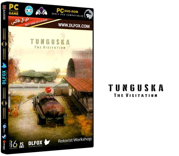 دانلود نسخه فشرده بازی Tunguska: Visitation برای PC