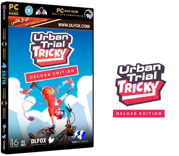 دانلود نسخه فشرده بازی URBAN TRIAL TRICKY: DELUXE EDITION برای PC