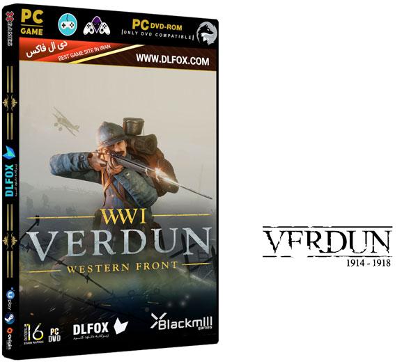 دانلود نسخه فشرده بازی VERDUN برای PC