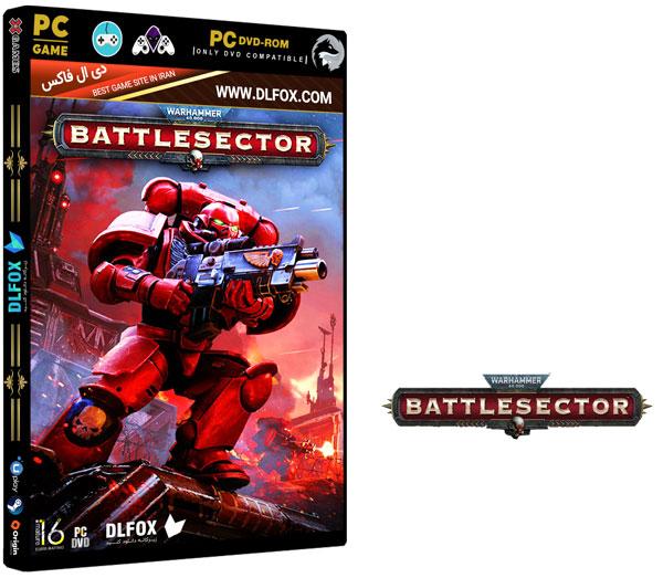 دانلود نسخه فشرده بازی WARHAMMER 40,000: BATTLESECTOR برای PC