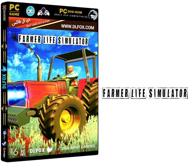 دانلود نسخه فشرده بازی Farmer Life Simulator برای PC
