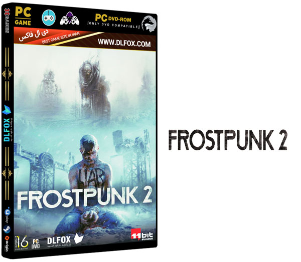 دانلود نسخه فشرده بازی Frostpunk 2 برای PC