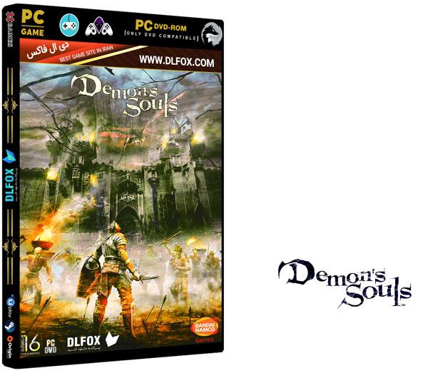 دانلود نسخه فشرده بازی DEMONS SOULS: BLACK PHANTOM EDITION برای PC