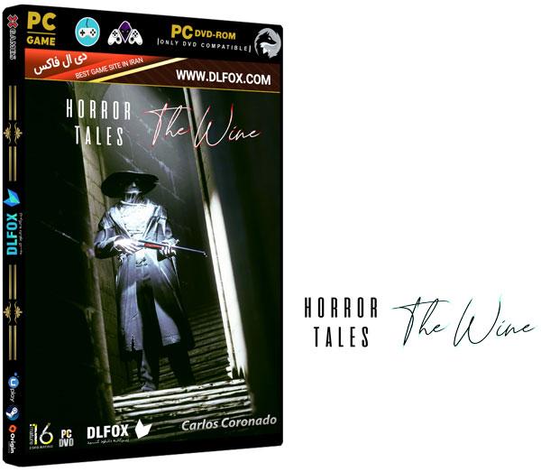 دانلود نسخه فشرده بازی HORROR TALES: THE WINE برای PC