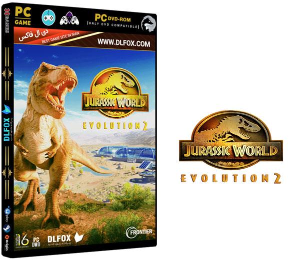 دانلود نسخه فشرده بازی Jurassic World Evolution 2 برای PC