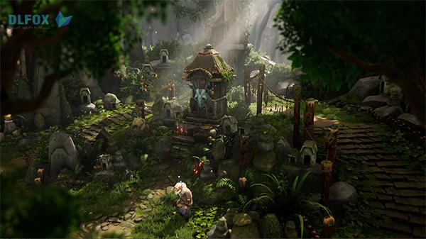 دانلود نسخه فشرده بازی Kena: Bridge of Spirits برای PC