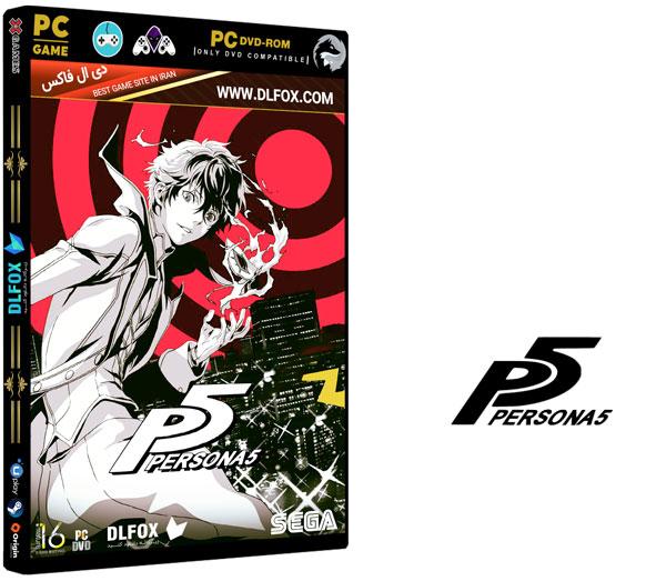 دانلود نسخه فشرده بازی Persona 5 برای PC