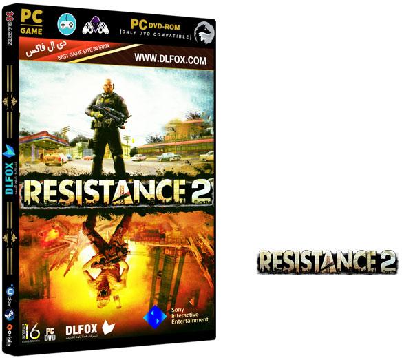 دانلود نسخه فشرده بازی RESISTANCE 2 برای PC
