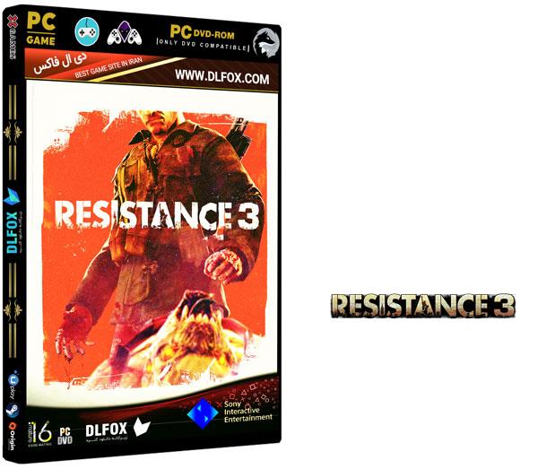 دانلود نسخه فشرده بازی RESISTANCE 3 برای PC