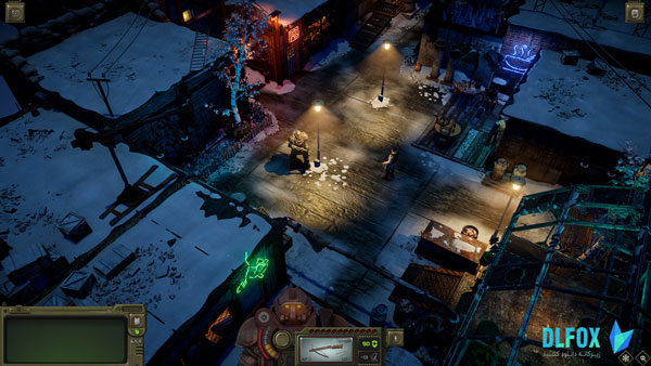 دانلود نسخه فشرده بازی ATOM RPG: TRUDOGRAD برای PC