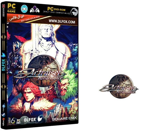 دانلود نسخه فشرده بازی Actraiser Renaissance برای PC