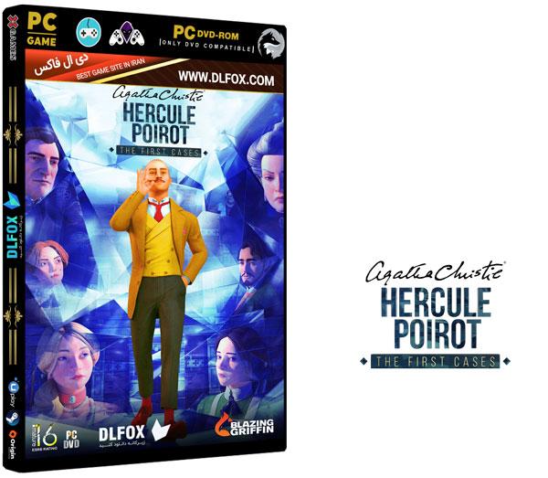 دانلود نسخه فشرده بازی Agatha Christie – Hercule Poirot: The First Cases برای PC