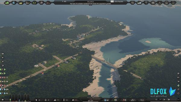 دانلود نسخه فشرده بازی Citystate II برای PC