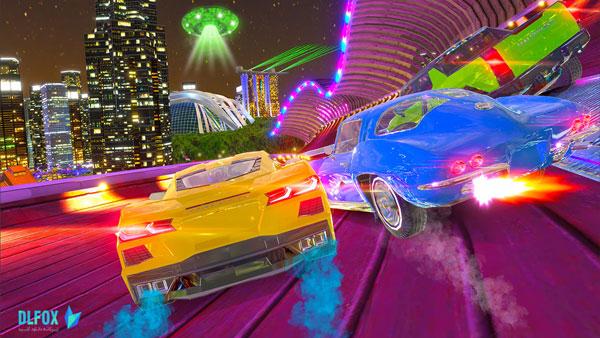دانلود نسخه فشرده بازی Cruisn Blast برای PC