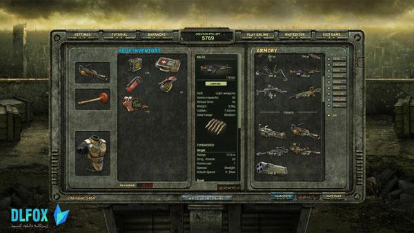 دانلود نسخه فشرده بازی Dustwind برای PC