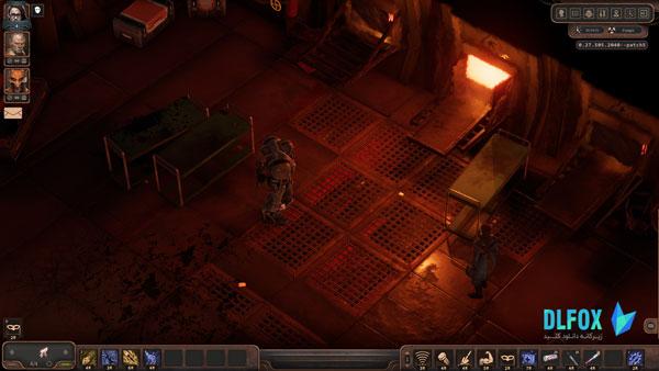 دانلود نسخه فشرده بازی ENCASED: A SCI-FI POST-APOCALYPTIC RPG برای PC