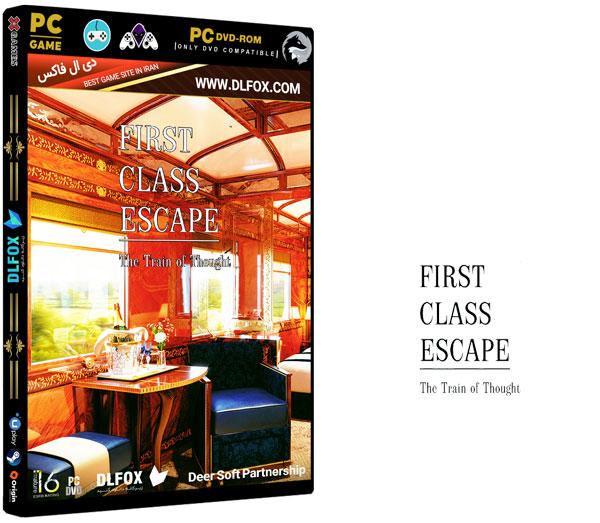 دانلود نسخه فشرده بازی FIRST CLASS ESCAPE: THE TRAIN OF THOUGHT برای PC