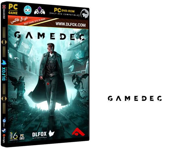 دانلود نسخه فشرده بازی GAMEDEC برای PC