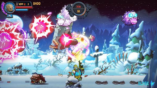 دانلود نسخه فشرده بازی KNIGHTS & GUNS برای PC